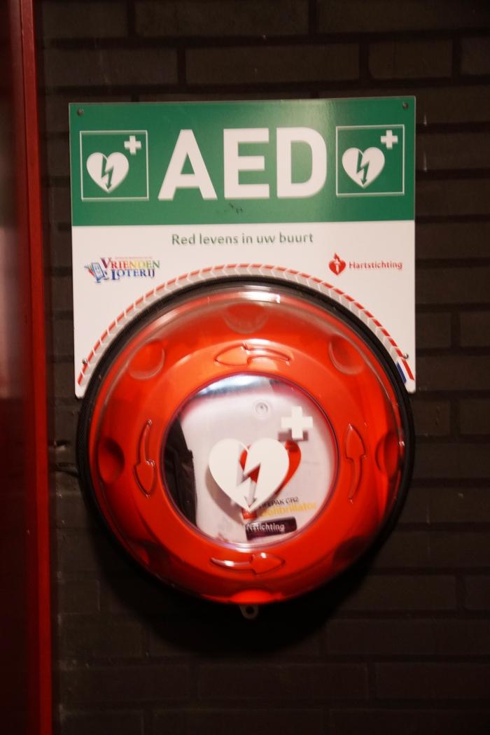AED's moeten 24/7 beschikbaar zijn