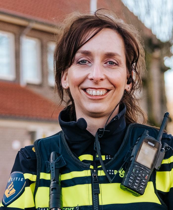 Miranda Vugts - van Dooren wijkagent