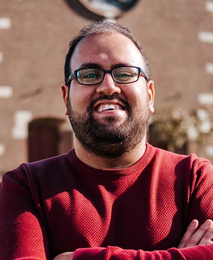 Aballah Helal - wijkcoördinator